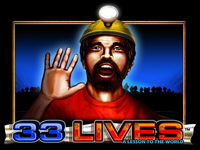 33 Lives Slot