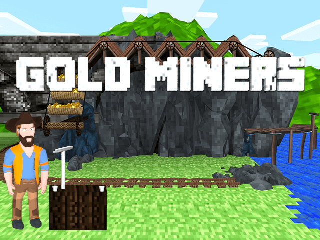 Gold Miners Slot
