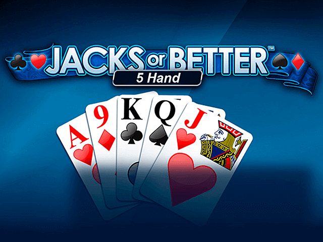 Jacks Or Better Slot
