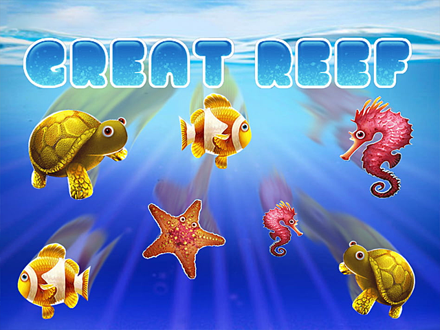 Great Reef Slot