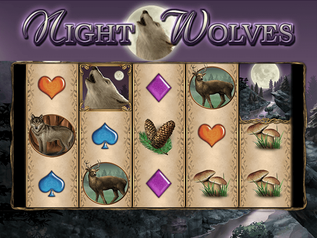Night Wolves Slot