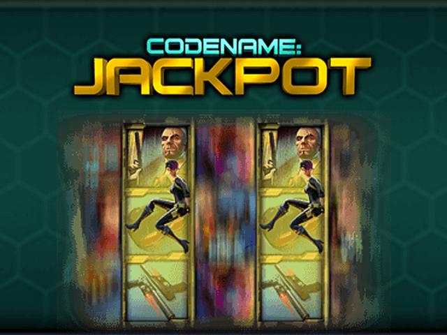 Code Name: Jackpot Slot