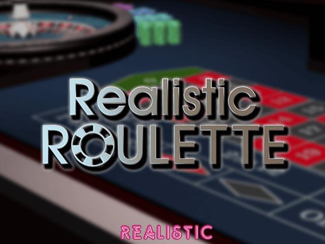 Realistic Roulette Slot