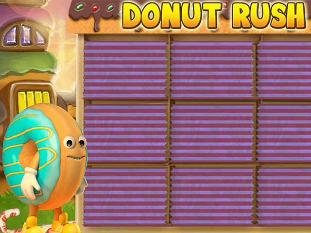 Donut Rush Slot