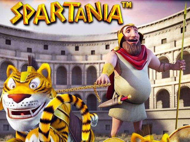 Spartania Slot