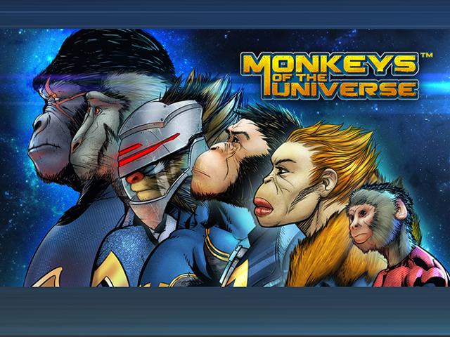 Monkeys Of The Universe Slot