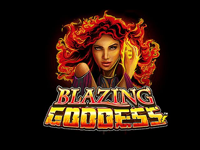 Blazing Goddess Slot