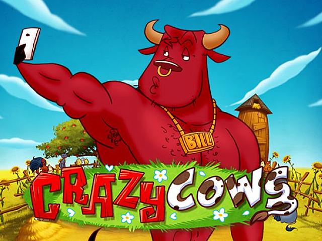 Crazy Cows Slot
