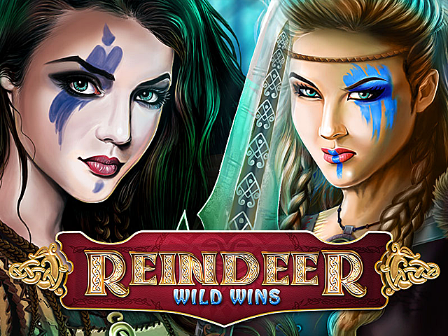 Reindeer Wild Wins Slot