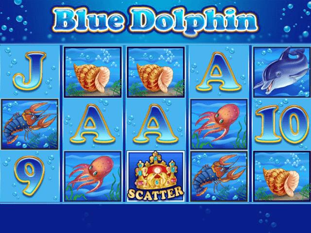 Blue Dolphin Slot