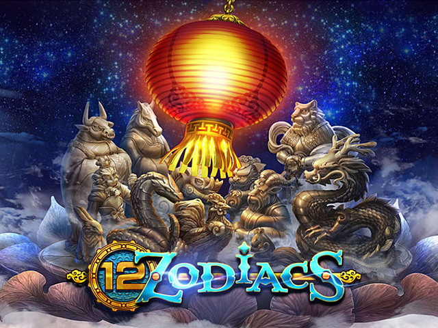 12 Zodiacs Slot