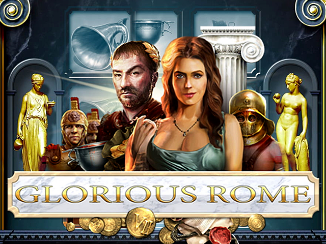 Glorious Rome Slot