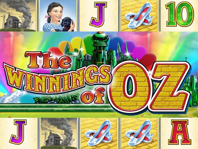 The Winnings of Oz Slot