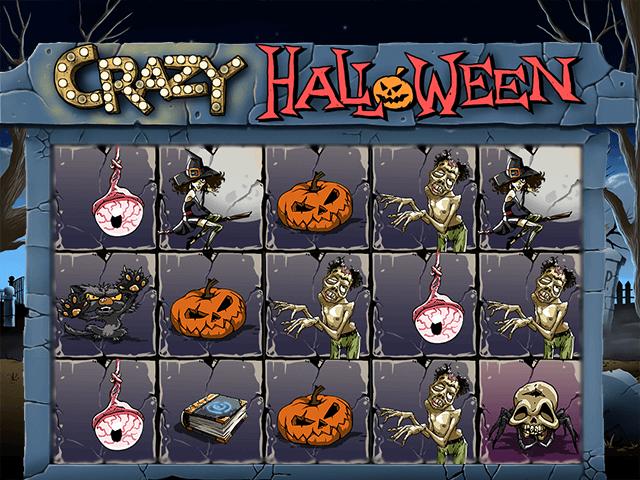 Crazy Halloween Slot